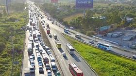 Tổng cục Đường bộ yêu cầu VEC báo cáo về việc cấm vĩnh viễn 2 phương tiện đi vào cao tốc