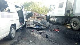 Mỗi ngày thế giới có 3.500 người thiệt mạng vì tai nạn giao thông