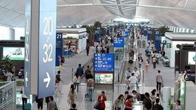 Nhiều chuyến bay bị ảnh hưởng do biểu tình tại sân bay Hồng Kong