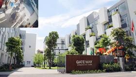 Trường Gateway không nằm trong danh sách trường có xe đưa đón học sinh