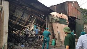 Công an thông tin chính thức về vụ cháy nhà xưởng khiến 8 nạn nhân tử vong