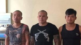 """""""Trùm"""" đòi nợ thuê - Quang """"Rambo"""" bị tạm giữ hình sự"""
