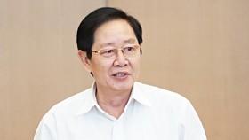Một trong những nội dung được Bộ trưởng Bộ Nội vụ Lê Vĩnh Tân nhấn mạnh là đẩy mạnh công tác cải cách hành chính