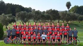 Toàn bộ nhân sự của đội đua BMC Racing trong mùa giải 2017
