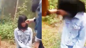 Đình chỉ học 1 tuần đối với nhóm nữ sinh đánh bạn, quay clip ở Nghệ An