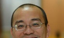 范泰山博士。(圖片來源:光定)