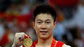 李小鵬〔中國男子體操世界冠軍〕。