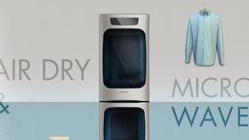 微波爐除了加熱食物 還能烘乾衣物?