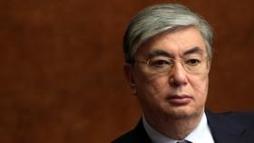 哈薩克斯坦共和國總統哈斯穆-卓瑪爾特‧托卡葉夫