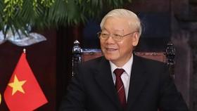 黨中央總書記、國家主席阮富仲