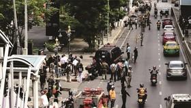泰國曼谷發生多起爆炸事件