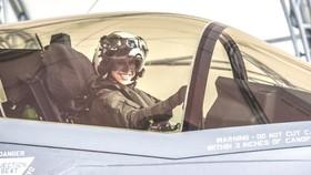 首名 隱形戰機 女機師完成訓練