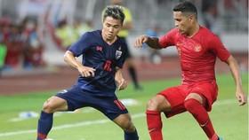 泰國(黑衣) 3-0 大勝 印尼小組領跑。