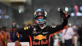 Daniel Ricciardo trong những ngày cuối cùng khoác màu áo của Red Bull