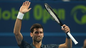 Novak Djokovic ở Qatar Open 2019