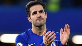 Fabregas buồn bã tạm biệt Chelsea