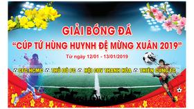 Banner giải đấu