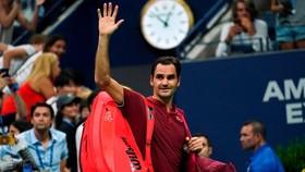 Roger Federer vẫy tay chào tạm biệt Australian Open