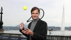 Cái tên Roger Federer là bảo chứng cho các giải đấu chật cứng chỗ ngồi