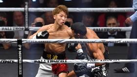 Naoya Inoue trong trận thắng Juan Carlos Payano