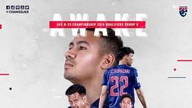 Thái Lan công bố danh sách đội U23