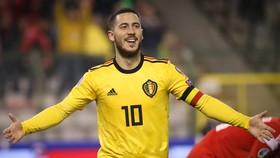 Eden Hazard là thứ mà... tuyển Nga không có