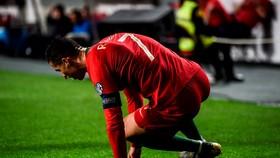 Ronaldo chấn thương