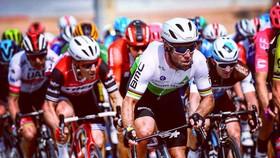 Mark Cavendish ở lần gần nhất xuất hiện trên đường đua