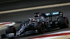 Hamilton đã đăng quang ở Bahrain Grand Prix