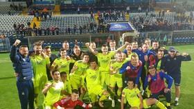 Dinamo Zagreb đã vô địch Croatia mùa này