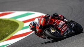 Petrucci giành chiến thắng đầu tay trên đất Ý