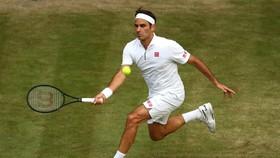 Roger Federer đã thắng 99 trận đấu ở Wimbledon
