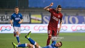 Benjamin Tatar, người hùng của FK Sarajevo