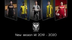Mẫu áo đấu mùa giải mới của Sint-Truidense