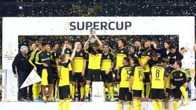 Borussia Dortmund giành Siêu cúp nước Đức 2019
