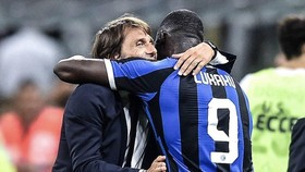 Conte và Lukaku