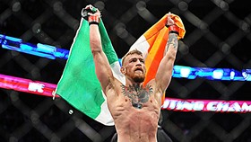 McGregor luôn muốn thượng đài ở quê nhà Ailen, đặc biệt là ở Dublin