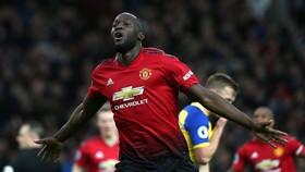 Romelu Lukaku là mol61i đe dọa lớn với Arsenal