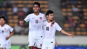 Myanmar lại giành chiến thắng ngược dòng