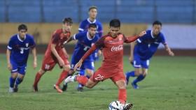 Đức Chinh sẽ là chân sút số 1 của U23 Việt Nam. Ảnh: Đoàn Nhật