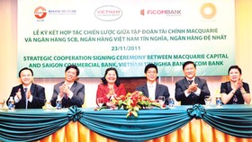Three banks to unite, seeing foreign capital around