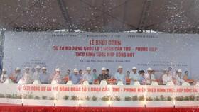 Hơn 1.800 tỷ đồng mở rộng Quốc lộ 1 đoạn Cần Thơ - Phụng Hiệp