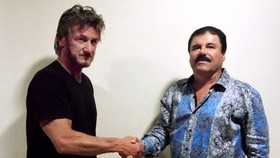 "Mexico muốn ""nói chuyện"" với Sean Penn vì phỏng vấn ""El Chapo"" Guzman"