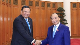 Viet Nam, Philippines reaffirm importance of int'l law in sea issue settlement