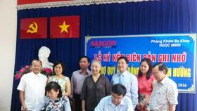 Phòng khám đa khoa Ngọc Minh tặng 5 học bổng toàn phần cho sinh viên y dược