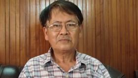 Nhà văn Lê Văn Thảo đã về với đất mẹ