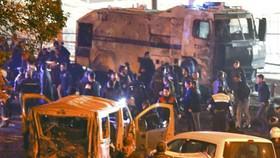 Đánh bom ở Thổ Nhĩ Kỳ, hàng chục cảnh sát tử vong