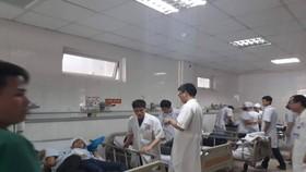 Nghệ An: 44 công nhân nhập viện nghi ngộ độc thực phẩm