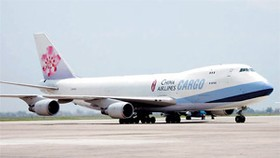 Taipei - Ha Noi Cargo Air Service Launched
