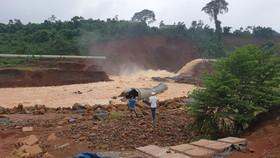 Sự cố thủy điện ở Đắk Nông: Phó Thủ tướng yêu cầu xử lý nghiêm nếu có sai phạm